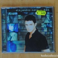 CDs de Música: ALEJANDRO SANZ - MAS - CD. Lote 184095737