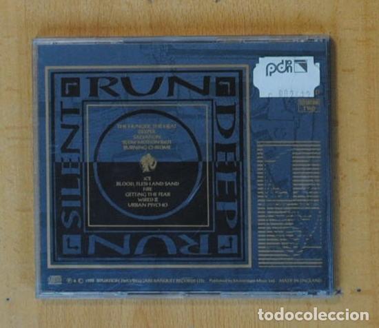 CDs de Música: TERMINAL POWER COMPANY - RUN SILENT RUN DEEP - CD - Foto 2 - 184095758