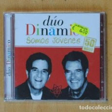 CDs de Música: DUO DINAMICO - SOMOS JOVENES - CD. Lote 184095783