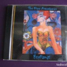 CDs de Música: THE BLUE AEROPLANES CD CHRYSALIS 1991 - BEATSONGS - INDIE POP 90'S - LIGERAS SEÑALES DE USO. Lote 184100568