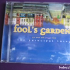 CDs de Música: FOOL'S GARDEN CD INTERCORD 1997 - GO AND ASK PEGGY FOR THE PRINCIPAL THING - INDIE POP 90'S. Lote 184100738
