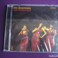 CDs de Música: THE SUPREMES CD GRANDES EXITOS PRECINTADO - SONGS IN THE NAME OF LOVE - 20 CLASICOS POP SOUL MOTOWN. Lote 184101561