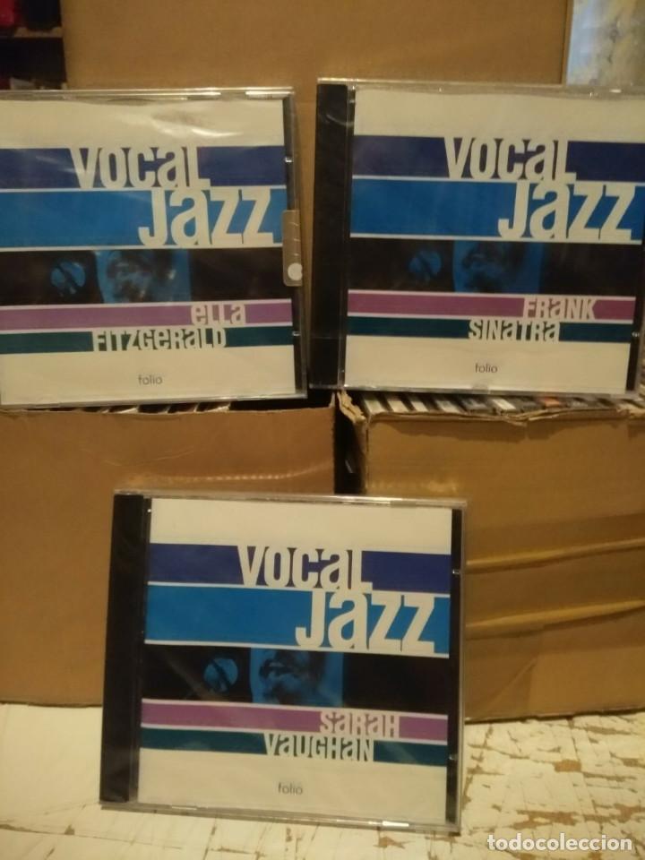 CDs de Música: LOTE 20 CDS DE JAZZ : MILES DAVIS, LOUIS ARMSTRONG, BILLIE HOLIDAY, DEXTER GORDON, ELLA FITZGERALD - Foto 5 - 184100456
