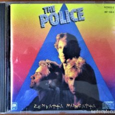 CDs de Música: THE POLICE. ZENYATTA MONDATTA. CD. Lote 184101868