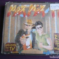 CD de Música: MAX MIX 1 DOBLE CD MAX MUSIC 1991 - ITALOHOUSE - DISCO HOUSE - ELECTRONICA . Lote 184122903
