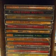 CDs de Música: LOTE 18 CD'S MUSICA CUBANA ( CHARANGUEROS DE CENTRO HABANA, CUBAN CONEXION, CONJUNTO MODELO, CUBA . Lote 184123412