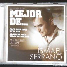 CDs de Musique: ISMAEL SERRANO (LO MEJOR DE... ISMAEL SERRANO) CD 2013. Lote 184143796