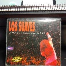 CDs de Música: DOBLE CD LOS SUAVES : ¿HAY ALGUIEN AHI? (EN DIRECTO ) 28 CANCIONES. Lote 295620478