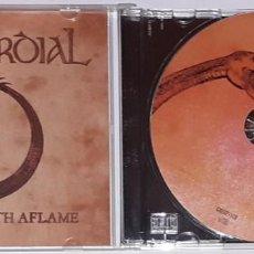 CDs de Música: PRIMORDIAL - SPIRIT THE EARTH AFLAME - CDL0211CD. Lote 184177318
