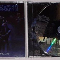 CDs de Música: AFTER DEATH - RETRONOMICON - I.P.052 . Lote 184178056