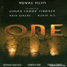 CDs de Música: ONE - YUVAL RON - CD DE 19 TRACKS - EDITA MAGDA MUSIC - AÑO 2003.. Lote 184179685