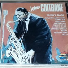 CDs de Música: CD - JOHN COLTRANE - TRANE'S BLUES - COLTRANE. Lote 184212337