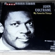 CDs de Música: CD - JOHN COLTRANE - MY FAVORITE THINGS - COLTRANE. Lote 184238598