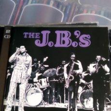 CDs de Música: THE J.B.'S ?– FUNKY GOOD TIME: THE ANTHOLOGY (DOBLE CD). Lote 184240830