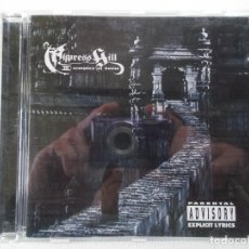 CDs de Música: CYPRESS HILL: III (TEMPLES OF BOOM) - CD (15 TEMAS) - COLUMBIA 1995. Lote 184263886