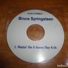 CDs de Música: BRUCE SPRINGSTEEN WAITIN´ ON A SUNNY DAY CD SINGLE PROMO CD-R COLUMBIA ESPAÑA CONTIENE 1 TEMA RARO. Lote 184298242