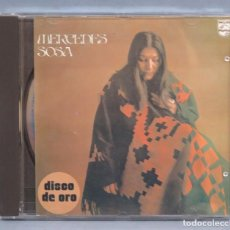 CDs de Música: CD. MERCEDES SOSA. DISCO ORO. Lote 184303795