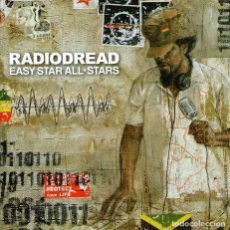 CDs de Música: EASY STAR ALL STARS - RADIODREAD - CD ALBUM - 14 TRACKS - EASY STAR RECORDS 2006. Lote 184344793