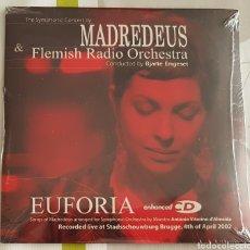 CDs de Música: MADREDEUS & FLEMISH RADIO ORCHESTRA CD PROMO SINGLE. Lote 184357561