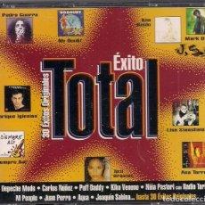 CDs de Música: ÉXITO TOTAL - 30 ÉXITOS ORIGINALES - 2 CDS. Lote 184371393