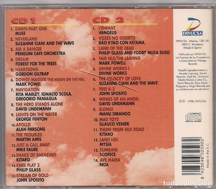 CDs de Música: Paraísos - Lo mejor de la nueva música - Sólo CD - Nº2 - Foto 2 - 184379718