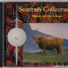 CDs de Música: SCOTTISH COLLECTION - MUSIC OF THE GLENS. Lote 184381231