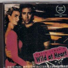 CDs de Música: BSO - WILD AT HEART - CORAZÓN SALVAJE - DAVID LYNCH'S. Lote 184383292