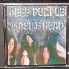 CDs de Música: DEEP PURPLE – MACHINE HEAD SELLO: EMI – CDP 7 46242 2 CD REISSUE,UDEN BUEN ESTADO. Lote 184394631