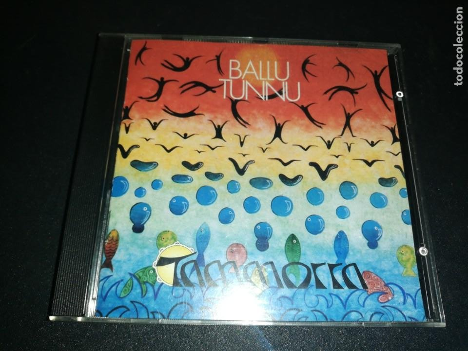 BALLU TUNNU, TAMMORRA (Música - CD's World Music)