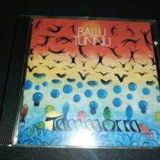 CDs de Música: BALLU TUNNU, TAMMORRA. Lote 184408760