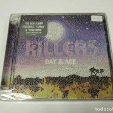 CDs de Música: JJ11- THE KILLERS DAY & AGE CD NUEVO PRECINTADO LIQUIDACIÓN!!. Lote 184430375