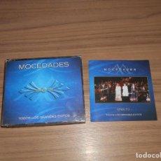 CDs de Música: MOCEDADES GRANDES EXITOS ALBUM COMPLETO ERES TU 3 CD + LIBRETO COMO NUEVO. Lote 184432531