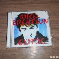 CDs de Música: MIKEL ERENTXUN EXITOS CD ALBUM COMPLETO 13 TEMAS COMO NUEVO. Lote 184433386