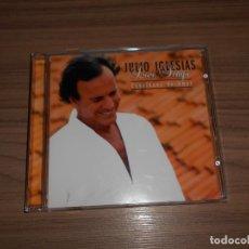 CDs de Música: JULIO IGLESIAS LOVE SONGS CANCIONES DE AMOR CD ALBUM COMPLETO 20 TEMAS COMO NUEVO. Lote 184433467