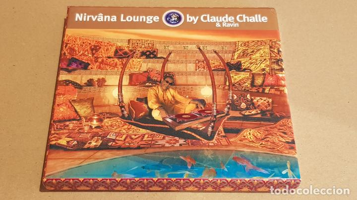 NIRVÂNA LOUNGE / BY CLAUDE CHALLE & RAVIN. / CAJA-BOX 2 CDS / BUENA CALIDAD. (Música - CD's World Music)