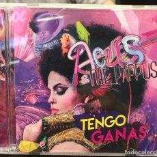 CDs de Música: CD ARGENTINO DE ACUS & THE PAPPUS AÑO 2014. Lote 184219676