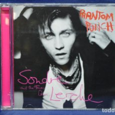 CDs de Música: SONDRE LERCHE AND THE FACES DOWN - PHANTOM PUNCH - CD. Lote 184512970