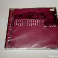 CDs de Música: JJ11- CHORBOS OLE CAÑO ROTO CD NUEVO PRECINTO ALGO ROTO LIQUIDACIÓN!!. Lote 184514475