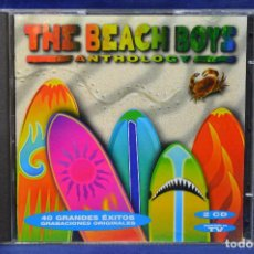 CDs de Música: THE BEACH BOYS - ANTHOLOGY - 2 CD. Lote 184523772