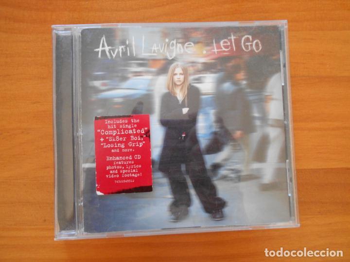 CD AVRIL LAVIGNE - LET GO (V6) (Música - CD's Pop)