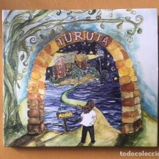 CDs de Música: TURUTA - FLAMENCO ROCK. Lote 237253195