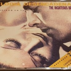 CDs de Música: THE RIGHTEOUS BROTHERS / MELODIA DESENCADENADA / DOBLE CD-BOX - VERVE / 25 TEMAS / LUJO. Lote 184555737