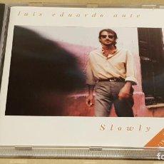 CDs de Música: LUIS EDUARDO AUTE / SLOWLY / CD - ARIOLA-BMG / 11 TEMAS / CALIDAD LUJO.. Lote 184564011