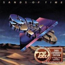 CDs de Música: THE S.O.S. BAND – SANDS OF TIME - 2 CD - NUEVO Y PRECINTADO. Lote 184577167