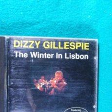 CDs de Música: THE WINTER IN LISBON-DIZZY GILLESPIE-MADE IN FRANCE-1990.. Lote 184583718