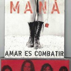 CDs de Música: MANA - AMAR ES COMBATIR (CD, WARNER MUSIC 2006). Lote 184605918
