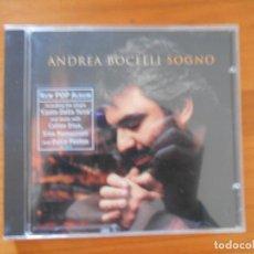 CDs de Música: CD ANDREA BOCELLI - SOGNO (7R). Lote 184605951