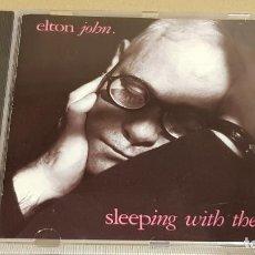 CDs de Música: ELTON JOHN / SLEEPING WITH THE PAST / CD - PHONOGRAM / 10 TEMAS / CALIDAD LUJO.. Lote 184606283