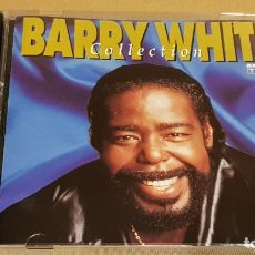 CDs de Música: BARRY WHITE COLLECTION / DOBLE CD - ARCADE / 28 TEMAS / CALIDAD LUJO.. Lote 184609611