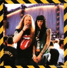 CDs de Música: THE ROLLING STONES - NO SECURITY - CD ALBUM - 14 TRACKS - VIRGIN RECORDS - AÑO 1998. Lote 184611796